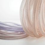 Immagine di tubi trasparenti per carichi medio pesanti